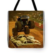 Monster Truck 2a Tote Bag