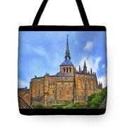 Mont Saint Michel - 2 - France Tote Bag