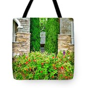 Montage Alley Tote Bag