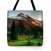 Montain Tote Bag