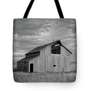 Montana Barn Memories Tote Bag
