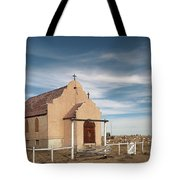 Montana Church Tote Bag