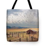 Montana Farmyard Tote Bag