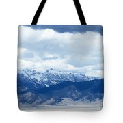 Montana Flight Tote Bag