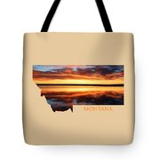 Montana Glory Tote Bag