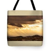 Montana Gold Tote Bag