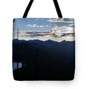 Montana Majesty Tote Bag