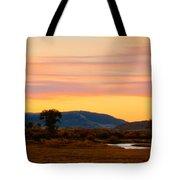 Montana Skies Tote Bag