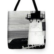 Montara Lighthouse Tote Bag