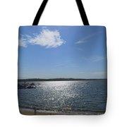 Montauk Seascape Tote Bag
