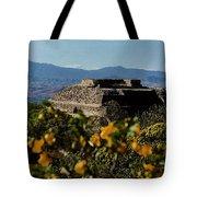 Monte Alban 4 Tote Bag