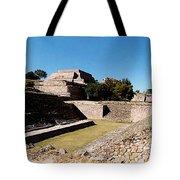 Monte Alban Ball Court Tote Bag