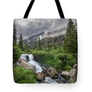 Monte Cristo Gulch Tote Bag by Bitter Buffalo Photography