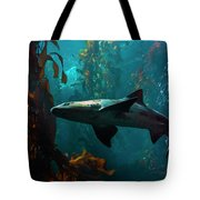 Monterey Depths Tote Bag
