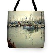 Monterey Marina II Tote Bag
