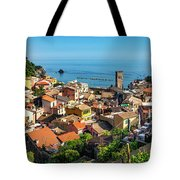 Monterosso In The Cinque Terre Tote Bag