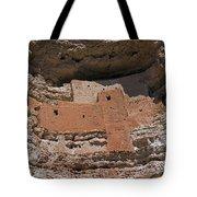 Montezuma Castle National Monument Tote Bag