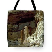 Montezumas Castle Tote Bag