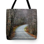 Montgomery Mountain Rd. Tote Bag