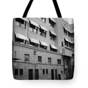 Monthly Parking Tote Bag