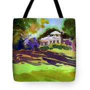 Monticello In October Tote Bag