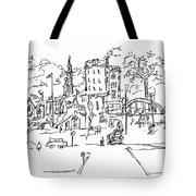 Montmarte Tote Bag
