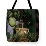 Montmarte Paris Olive Oil Tote Bag