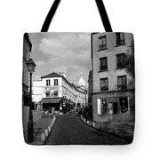 Montmarteparis France Tote Bag