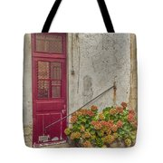 Montmartre Doorway Tote Bag