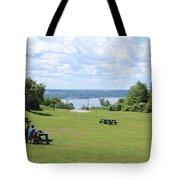 Quebec Picnic Tote Bag