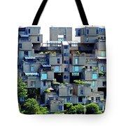 Montreal 42 Tote Bag