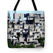 Montreal 44 Tote Bag