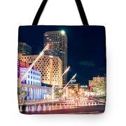 Montreal - Place Des Arts Tote Bag