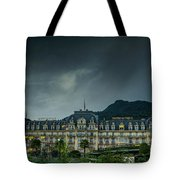 Montreux Palace Tote Bag