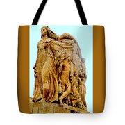 Monument Aux Morts 9 Tote Bag