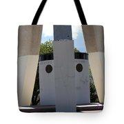 Monument Base Tote Bag