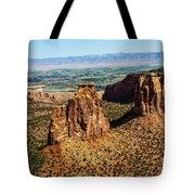 Monument Canyon Tote Bag