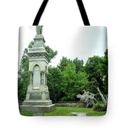 Monument Hill Tote Bag
