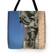 Monument Of The Republic Tote Bag
