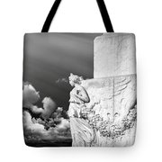 Monument Particular In Rome Tote Bag