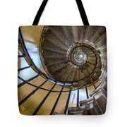 Monument Stairs Tote Bag