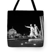 Monument To The Emigrant Tote Bag