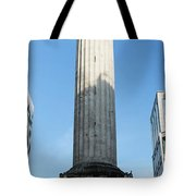 Monument To The Great Fire Of London Tote Bag