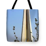 Monument To The People's Heroes - Shanghai China Tote Bag