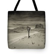 Monument Valley 6 Tote Bag