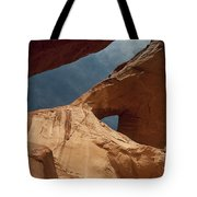 Monument Valley Arch 7369 Tote Bag