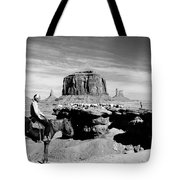 Monument Valley: Butte Tote Bag