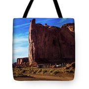 Monument Valley Corral Tote Bag
