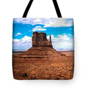 Monument Valley Monolith Tote Bag