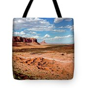 Monument Valley National Park Tote Bag